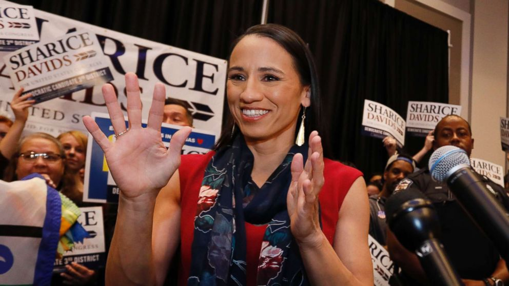 More than 100 women elected to Congress in historic midterms.