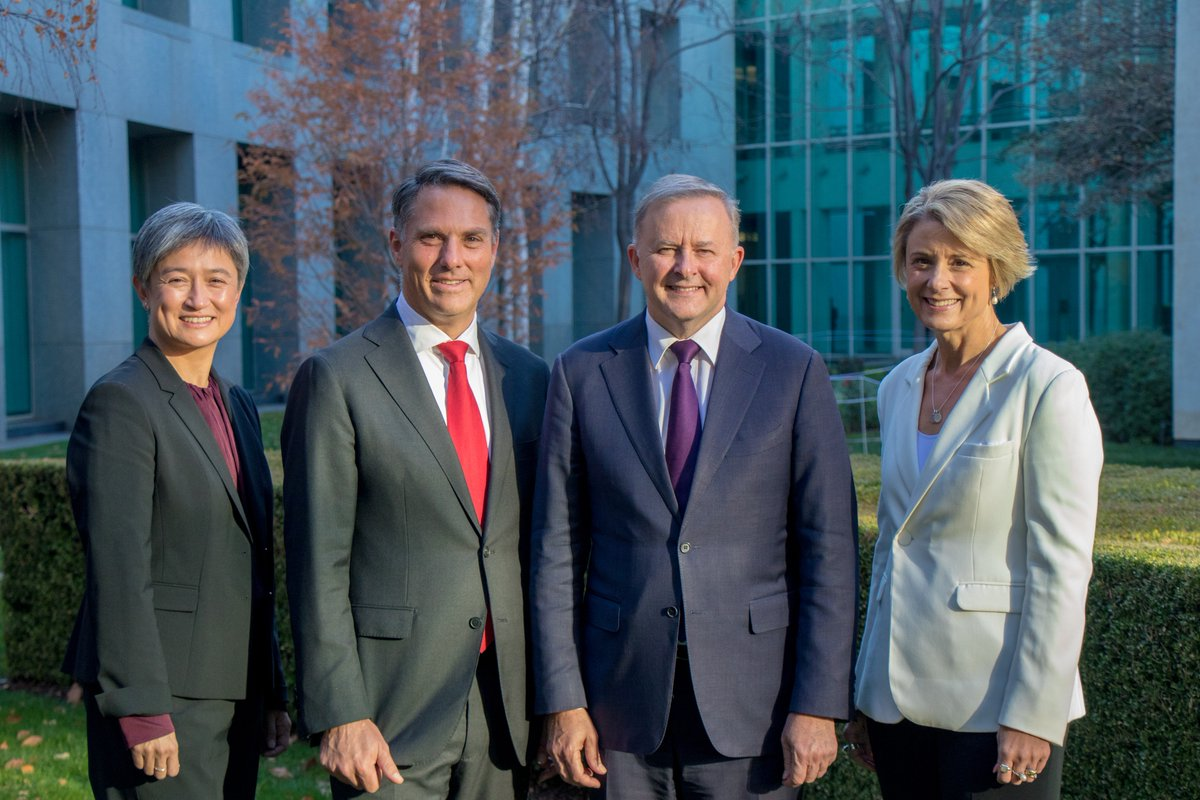 Labor leader Anthony Albanese announces frontbench in wake of federal election 2019