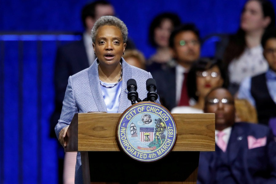Black women take US mayoral reins in record numbers.