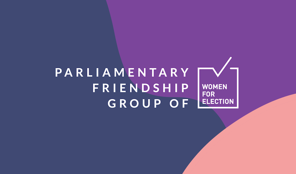 Parliamentary Friends Group of Women For Election Australia Members